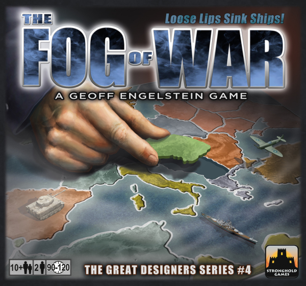 Calvin's Corner - Fog of War: the Twilight Struggle Killer