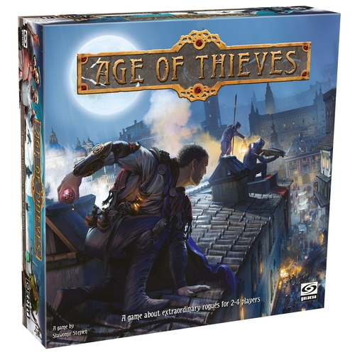 Calvin's Corner - Putting the Cape in Caper: Age of Thieves