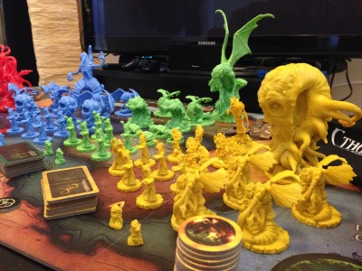 The Cthulhu Wars Factions - Part 1