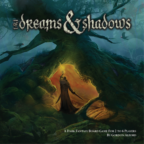 Calvin's Corner - Of Dreams and Shadows