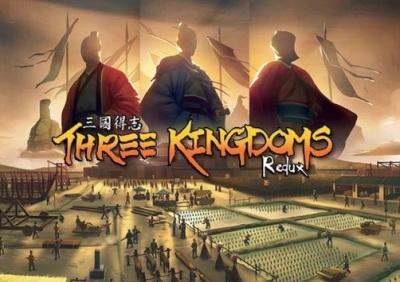 Calvin's Corner - Three Kingdoms Redux