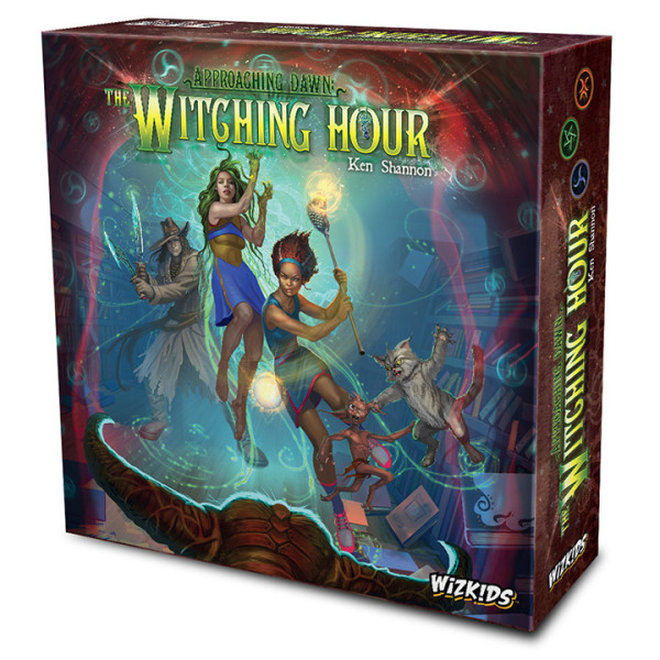Raf Reviews - Approaching Dawn: The Witching Hour