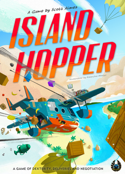 Raf Reviews - Island Hopper