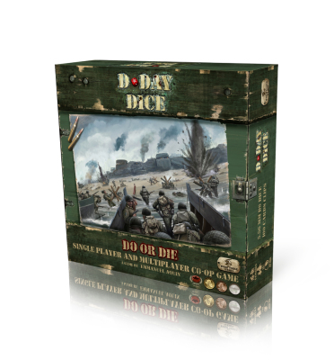 Raf Reviews - D-Day Dice