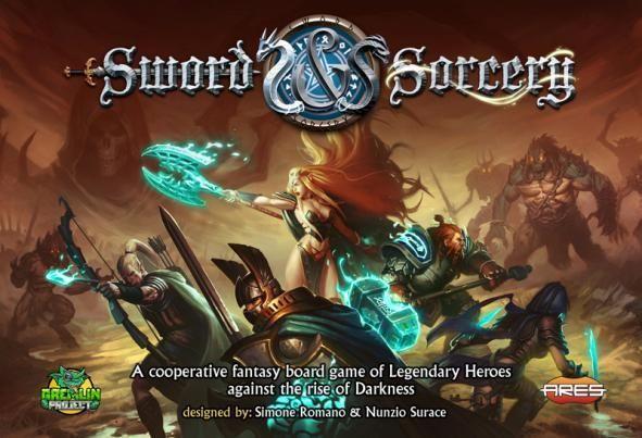 Raf Reviews - Sword & Sorcery