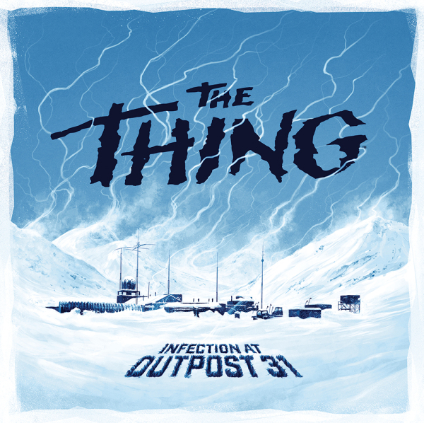 Episode 59 - The Thing: Infection at Outpost 31 Review