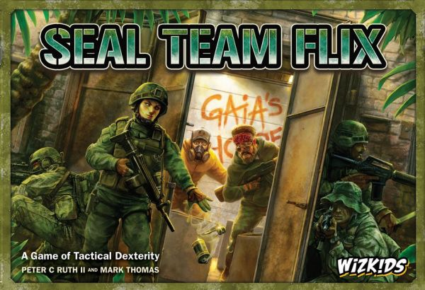 Episode 72 - Seal Team Flix Designer Interview