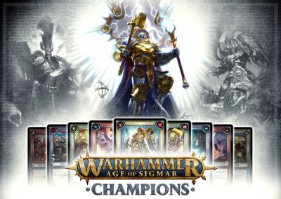 Episode 76 - Warhammer Age of Sigmar: Champions Review