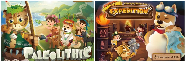 Double Adventure Review: Paleolithic & Expansions; Adventurer's Kit: Expedition