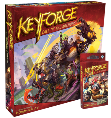 Episode 81 - KeyForge Review