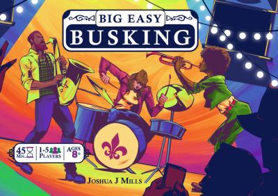 Raf Reviews - Big Easy Busking