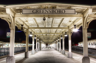 Greensboro, Guilford County, North Carolina