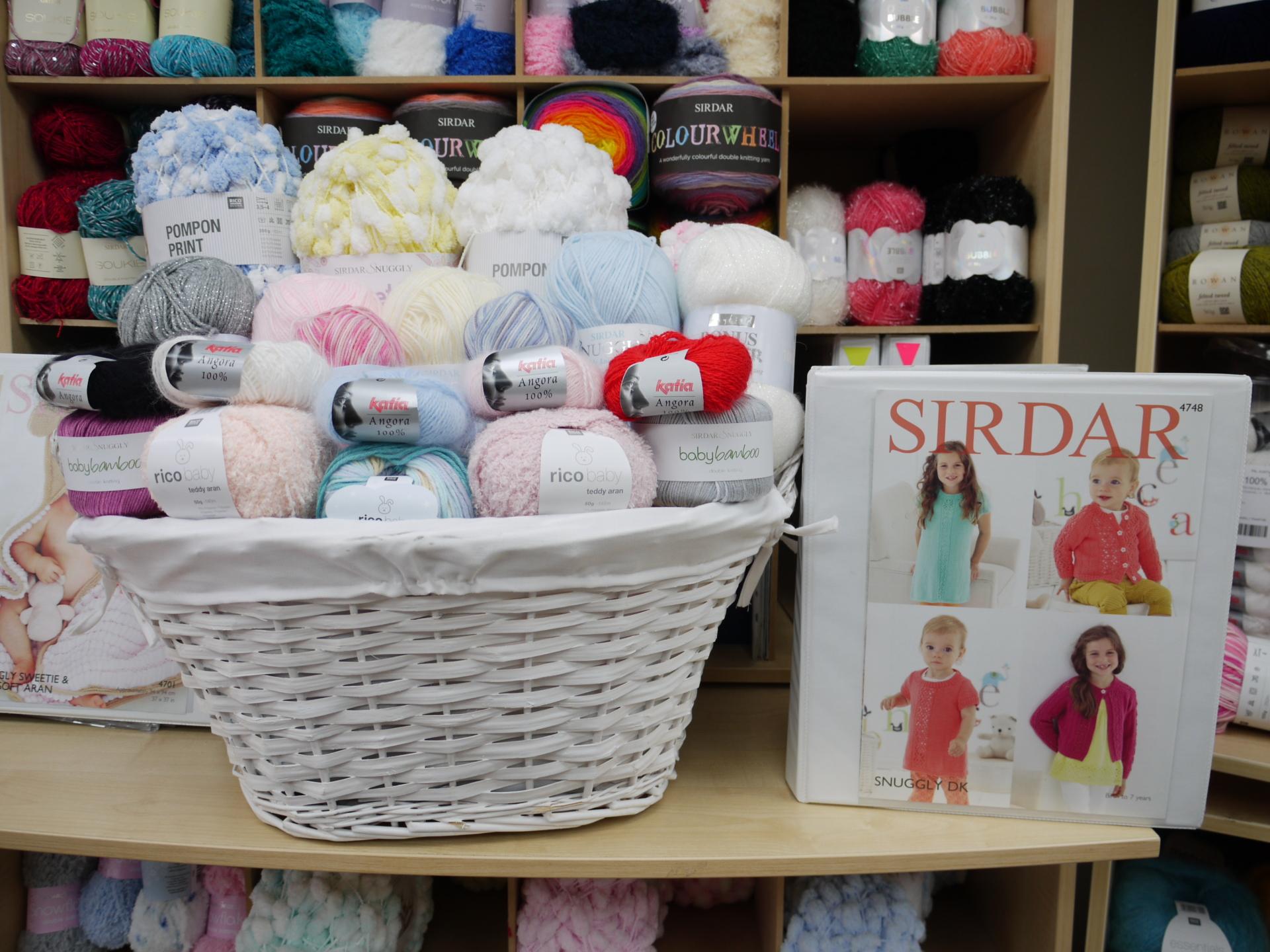 Sirdar, wool, alterations, fraserburgh