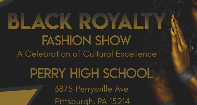 Black Royalty Fashion Show