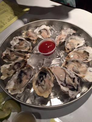 12pc Fresh Oysters