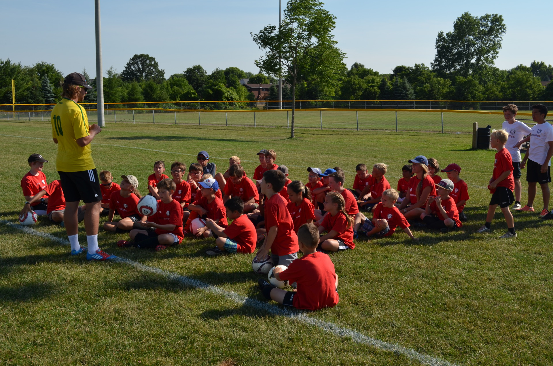 Youth Soccer Camp 2016