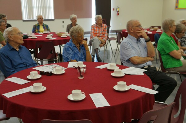 Safety for Seniors Seminar