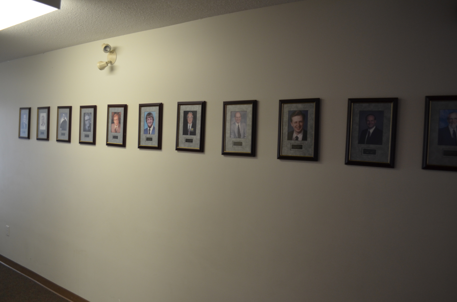 Wall of Ministers