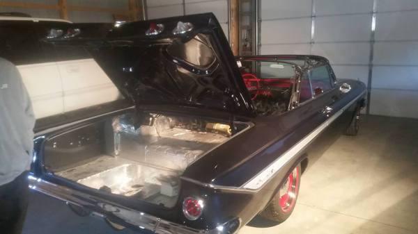 UPDATE! On 1961 Impala Upholstery