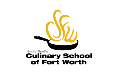 Culinary School of Fort Worth: Logo Design