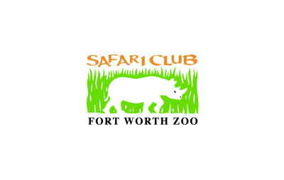 Safari Club Fort Worth Zoo: Logo Design