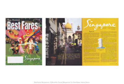 Bestfares: Monthly Travel Magazine