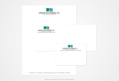 Greene & Ruggeberg: Stationery Package