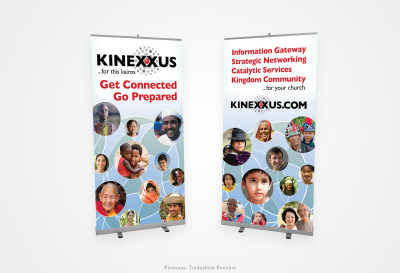 Kinexxus Network: Trade Show Display Banners