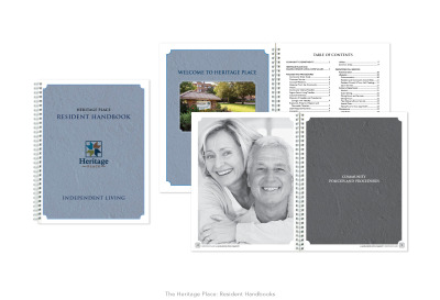 The Heritage Place: Independent Living Resident Handbook