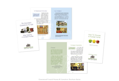 Greenwood: Funeral Homes & Cremation Brochure Series