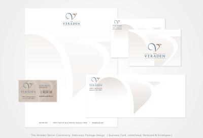 The Veraden Senior Community: Stationery Package