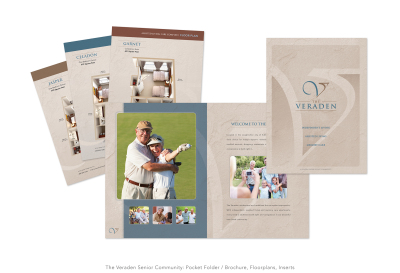 The Veraden Senior Community: Marketing Materials