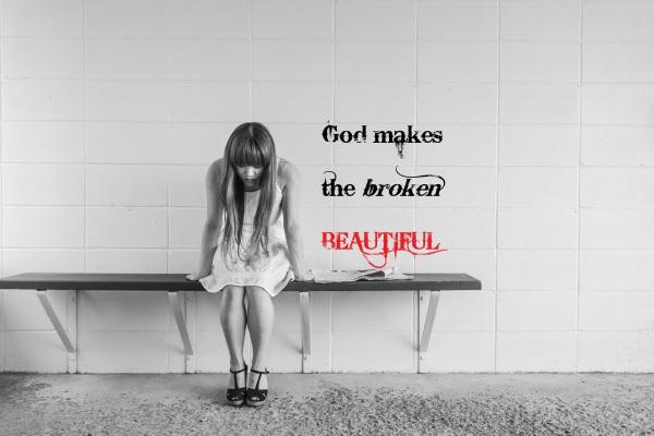 The Art of Being Beautifully Broken