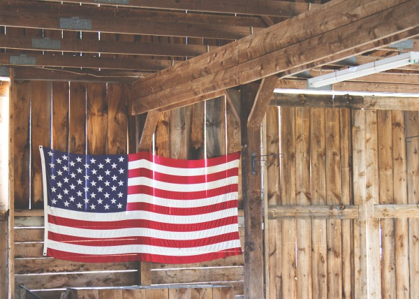 Why I Still Stand for the Flag