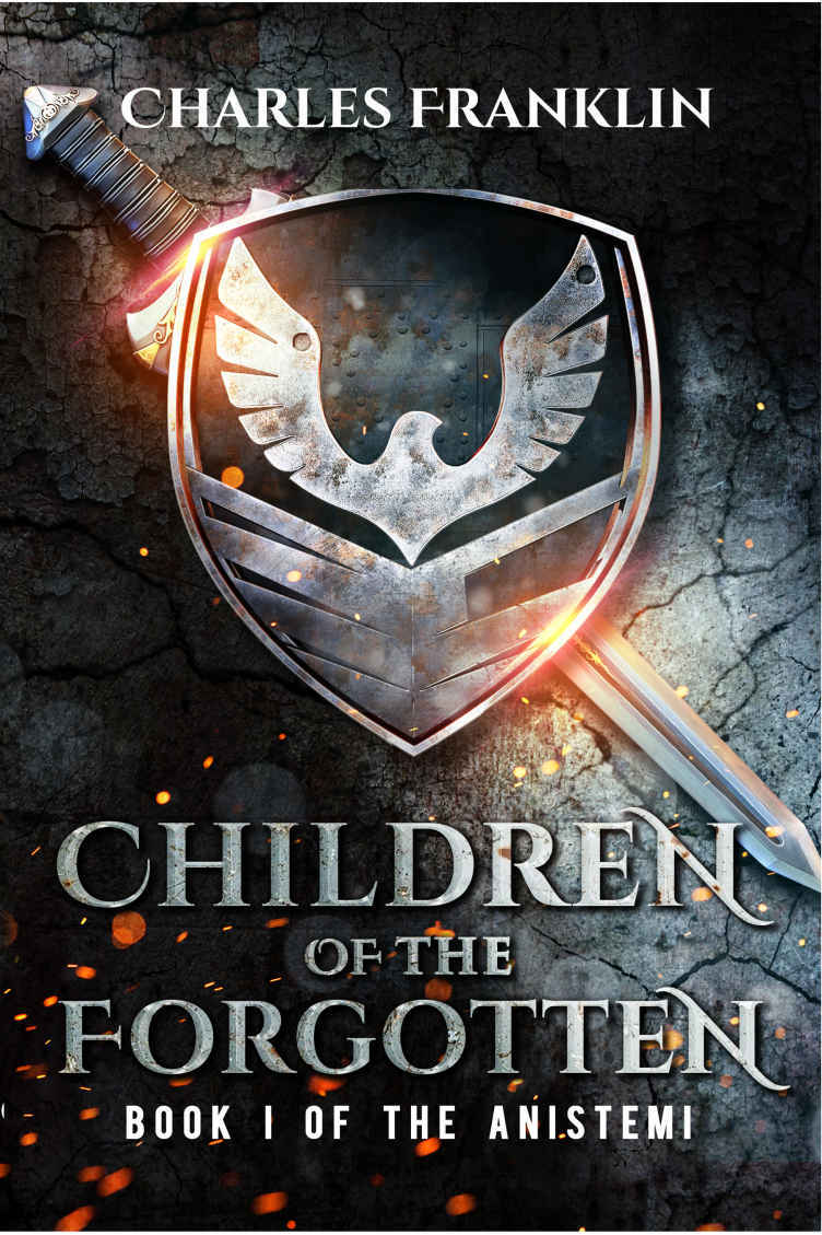 HAPPY RELEASE DAY! (Children of the Forgotten)