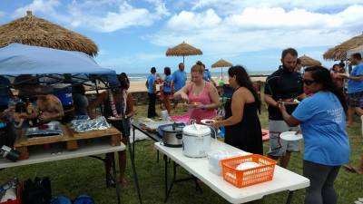 EBBC Beach Fellowship