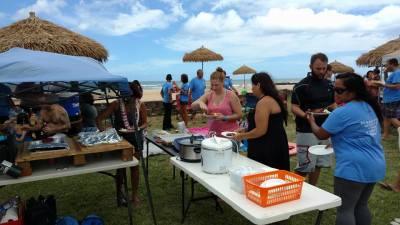 EBBC Beach Fellowship