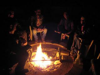 Men's Fire Pit Fellowship