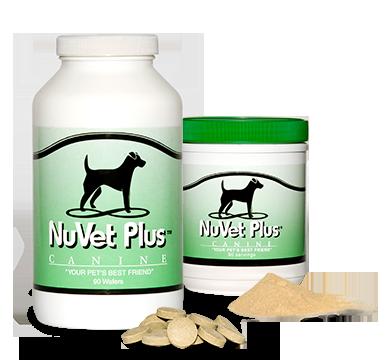NuVet Plus Supplements