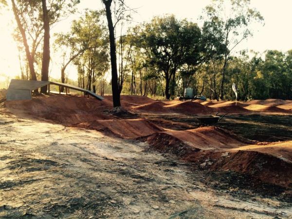 Big Red Barn Pumptrack-DirtLab
