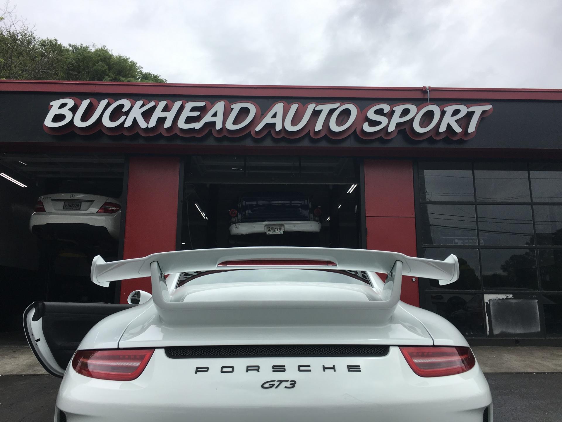 Buckhead Autosports Porsche