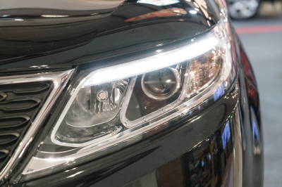 volvo headlight