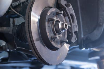Car braking system