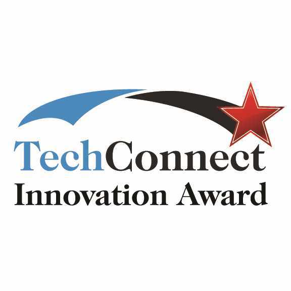 Nuenz's innovation award from TechConnect