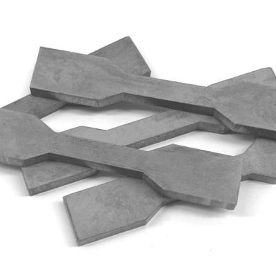 titanium silicon nitride tensile bar