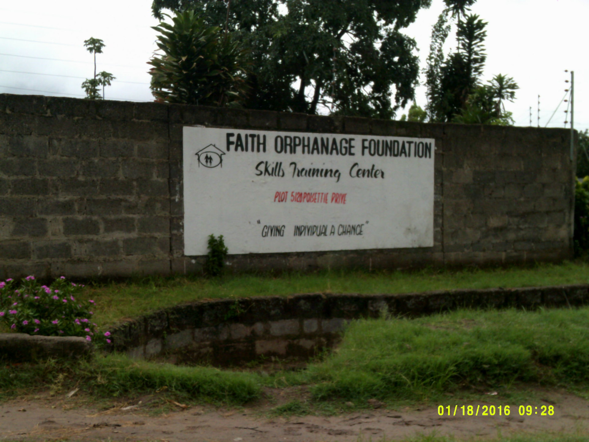 Faith Orphanage