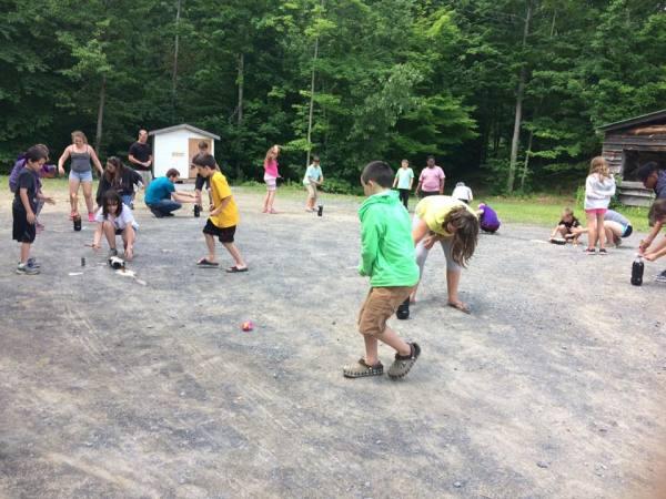Lewis Camp 2017