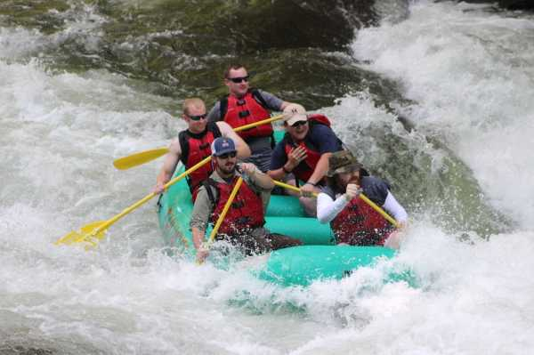 White Water with GGC Southeast