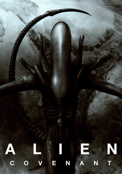 Australian Alien Covenant Poster Competition