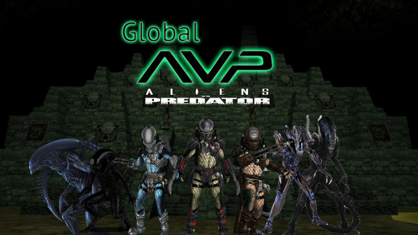 Global AvP Wallpaper